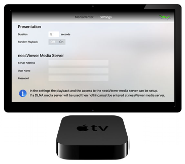 Nessmediacenter Home Entertainment As Its Purest For Apple Tv